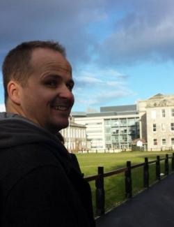 Daniel Newman - PhD Candidate TCD Monash University Melbourne Neuroscience